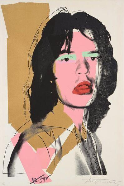 Andy Warhol, 'Mick Jagger II.143', 1975