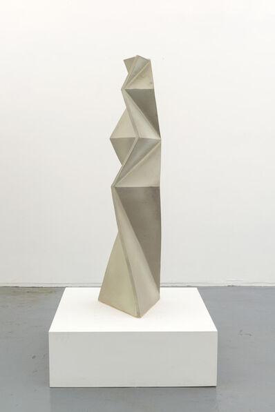 John Mason, 'Four Stack Figure, Eggshell', 2015