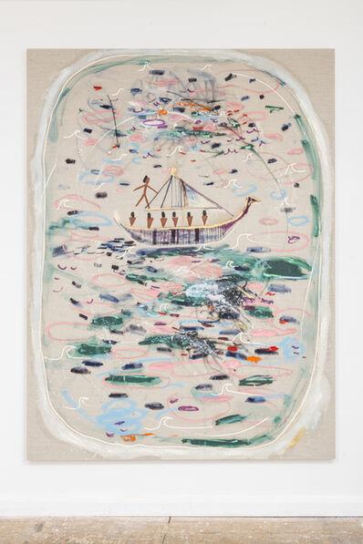 Ana Prata, 'The Egyptian Boat', 2016