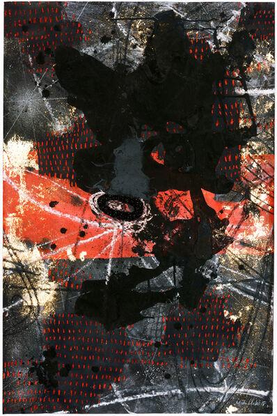 Michi Meko, 'Oil Spot #6', 2018
