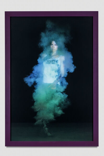 Gillian Wearing, 'Me As a Ghost', 2015