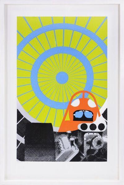 Gerald Laing, 'Deceleration II', 1968