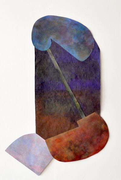 Grace Bakst Wapner, 'Head Heart Hand', 2016