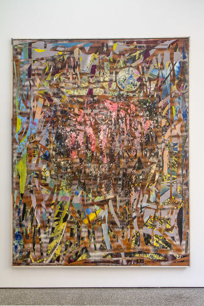 Alfred Boman, 'Getting to know you painting', 2013