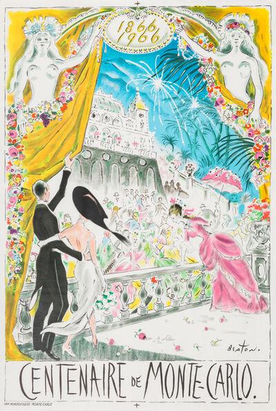Cecil Beaton, 'Centenaire de Monte-Carlo', 1966