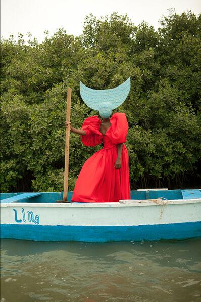 Keyezua, 'Fortia - Sailing Back to Africa as a Dutch Woman 03', 2017