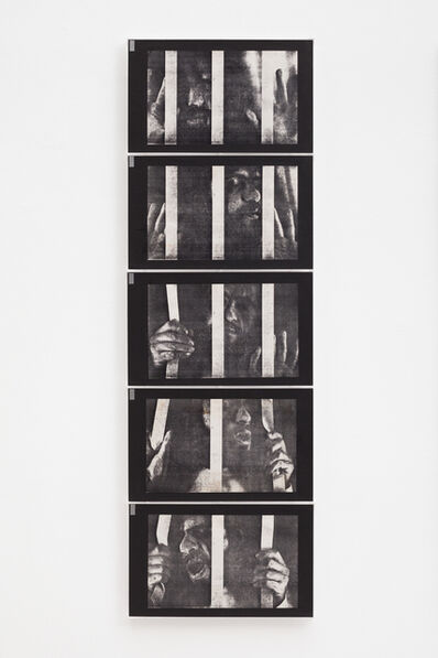 Mario Ramiro, 'Prisioneiro 4 (prisioner 4)', 1979