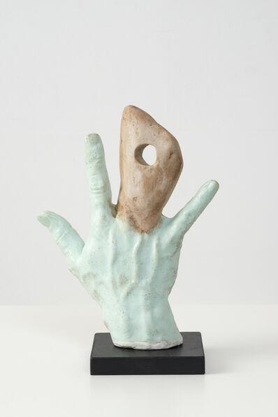Nick Kramer, 'Untitled (Brown Finger)', 2016