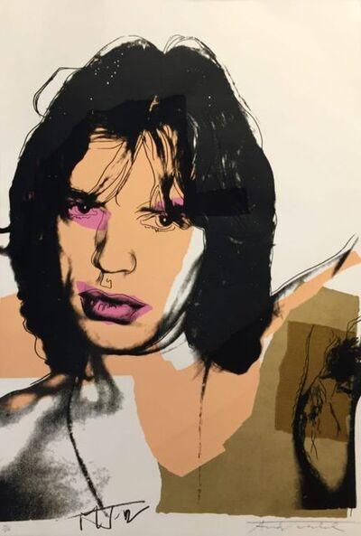 Andy Warhol, 'Mick Jagger II.141', 1975