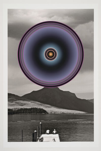 Don Suggs, 'Pier', 2014