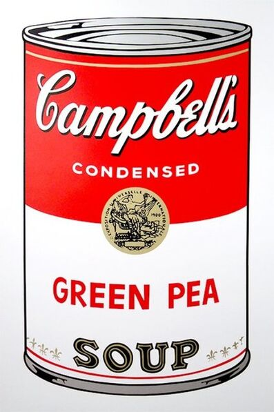 Andy Warhol, 'Green Pea Soup', 1968
