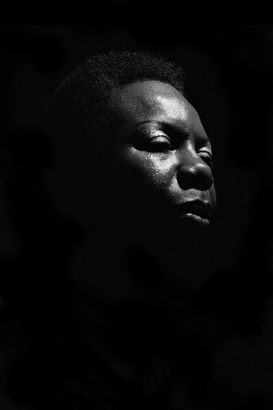 David Corio, 'Nina Simone, Ronnie Scott's, London, UK', 1984