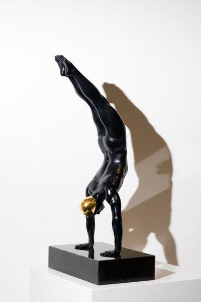 Carole A. Feuerman, 'Miniature Diver', 2014