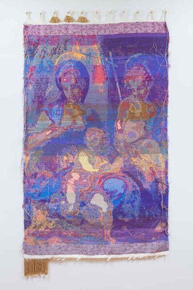 John Paul Morabito, 'Vergine e bambino con il giovane San Giovanni Battista (dopo Andrea del Sarto)', 2018