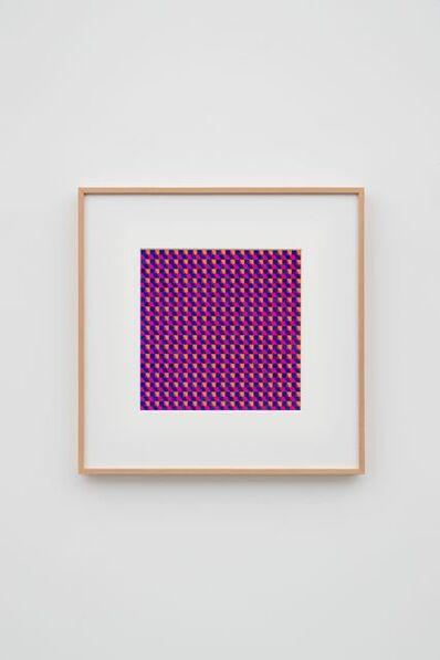 Gabriel de la Mora, '2,023 I', 2018