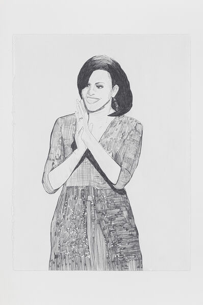 Whitney Bedford, 'Michelle Obama', 2020