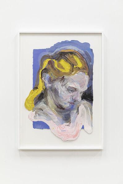 Natalie Frank, 'Portrait, Woman', 2016