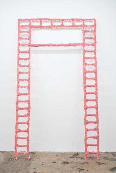 Jamilah Sabur, 'Tilt (pink)', 2019