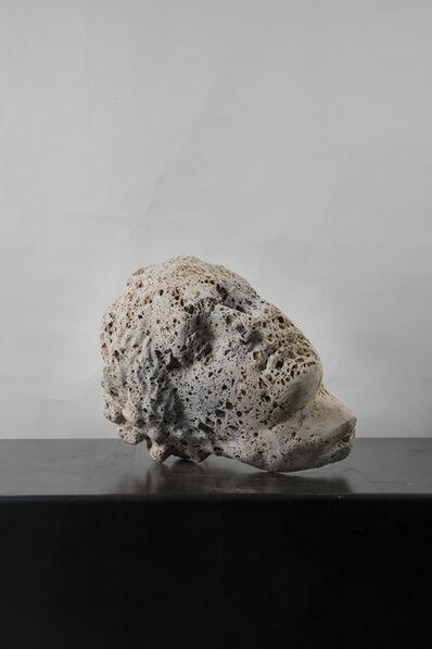 Massimiliano Pelletti, 'Holed head', 2019