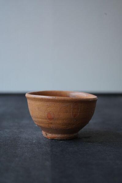 """Shiro Tsujimura, 'Tea Bowl """"Karatsu Style""""'"""