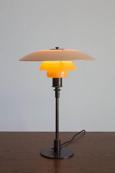 Poul Henningsen, '4/3 table lamp', 1927/1930's