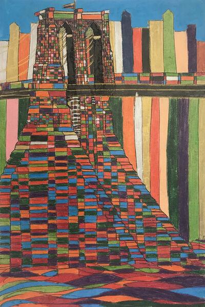 Robert Latchman, 'The Bridge With Water', 2018