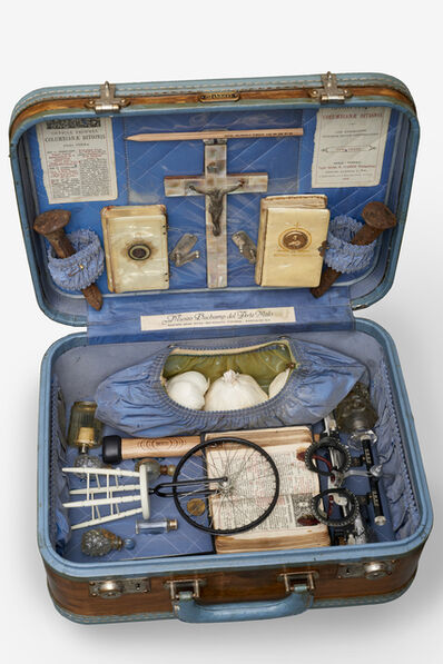 Álvaro Barrios, 'The Vampire Hunting Kit', 2016