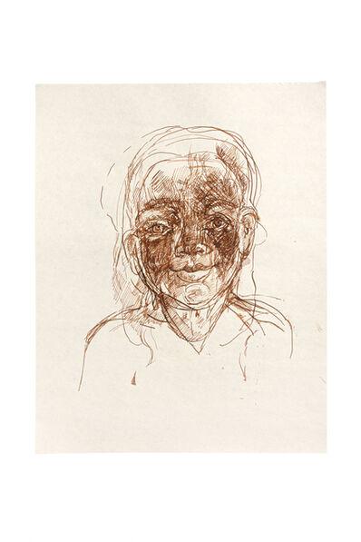 Judy Glantzman, 'Head', 2009