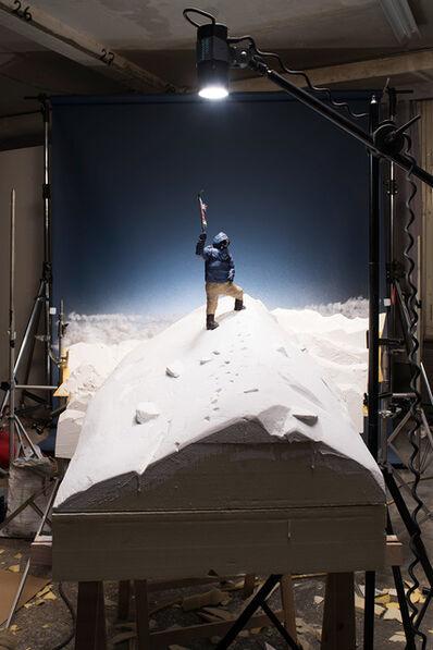 "Cortis & Sonderegger, 'Making of ""Tenzing Norgay on the Summit of Mount Everest"" (by Edmund Hillary, 1953),', 2015"