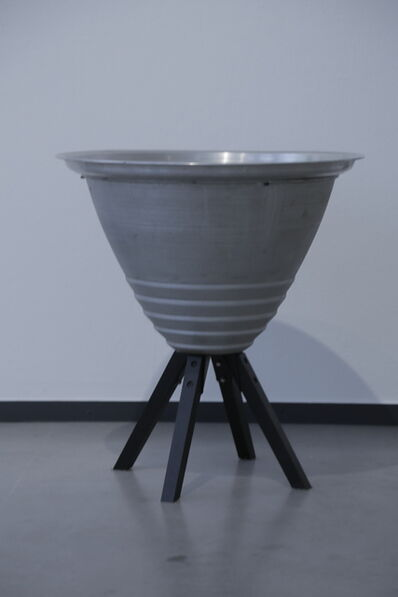 """Florian Borkenhagen, '""""Becherschule"""" Wasserturmmodell 19', 2019"""