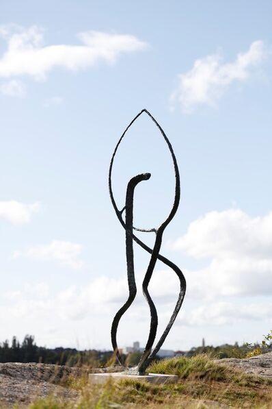 Christian Berg, 'Pinjestammar två (version VI)', 1956/1965