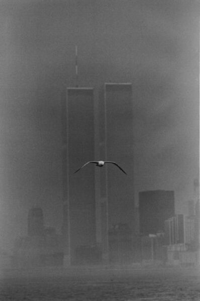 Louis Stettner, 'Twin Towers, Manhattan', 1978