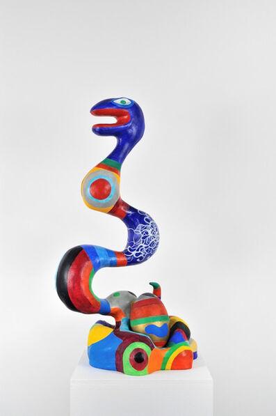 Niki de Saint Phalle, 'Serpent Yin Yang', 1982