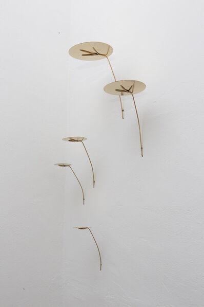Petrit Halilaj, 'Bird Feeding stations', 2020