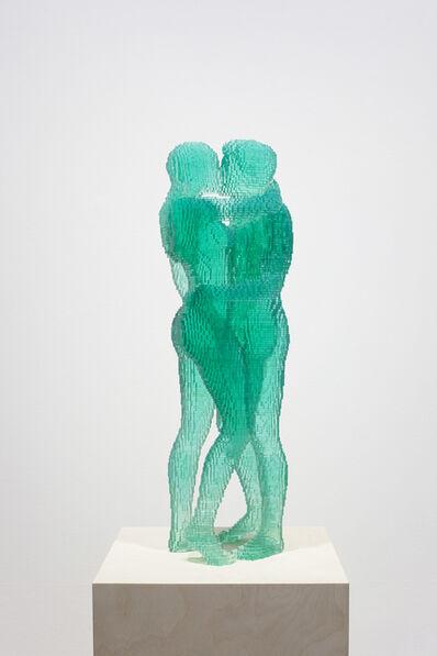 Thomas Broomé, 'Green kiss'