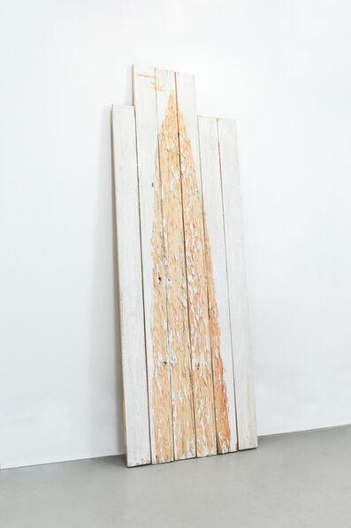 Nestor Engelke, 'WOODEN DESIGN: TOWER 1', 2019