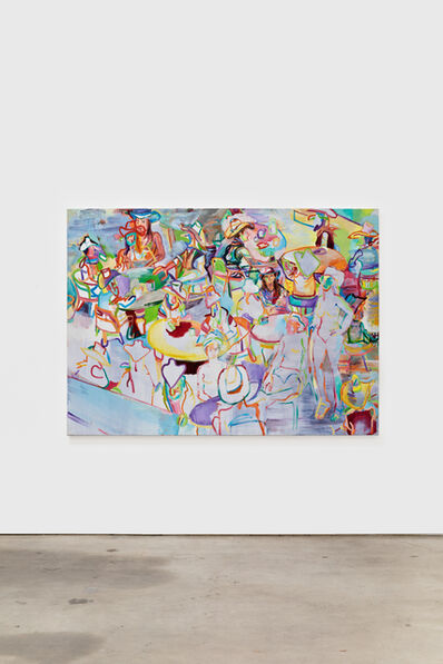 Gerlind Zeilner, 'K und andere Cowgirls', 2015