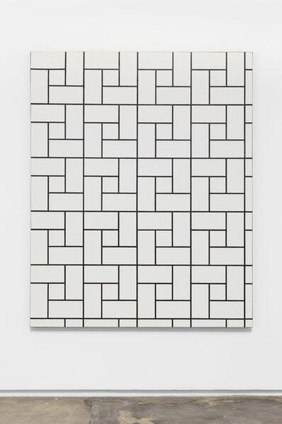Patrick Hamilton, 'Abrasive Painting #41', 2017