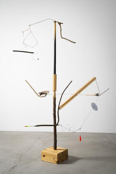 Tetsuro Kano, 'Protean wood', 2021