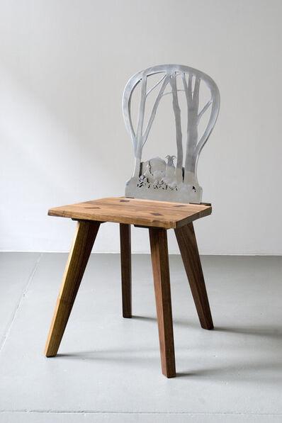 """Kranen / Gille, 'A """"Forest"""" Chair', 2007"""