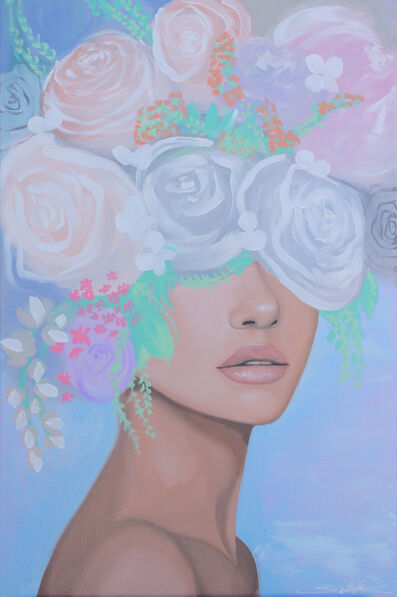 Sally K, 'Pastel', 2019