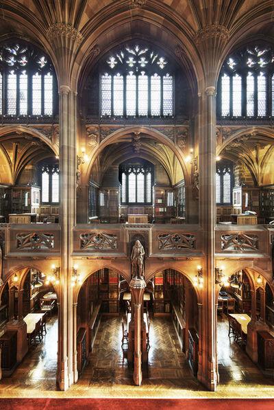 Reinhard Gorner, 'Francis Bacon, Manchester, England', 2017