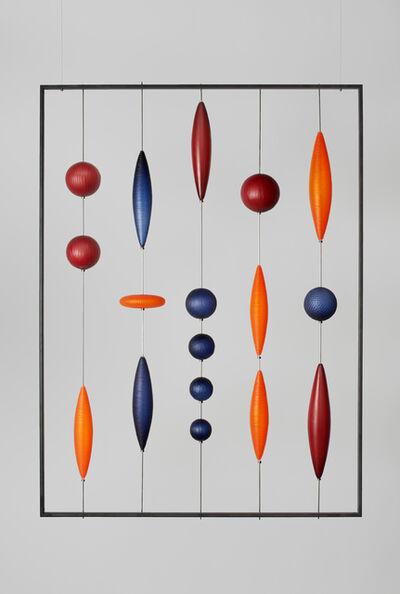 Baldwin & Guggisberg, 'Equilibrium in Violet', 2014
