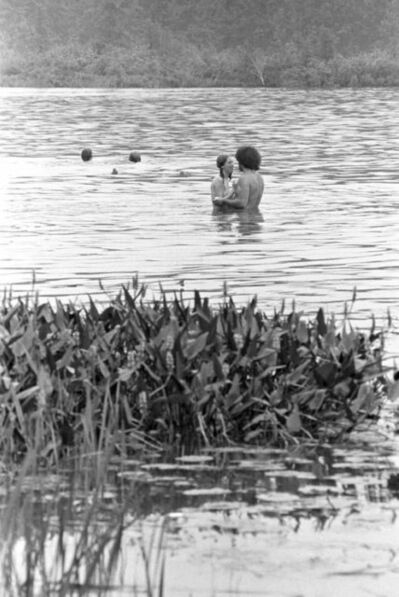 Baron Wolman, 'Woodstock 1969, Couple in the Lake', 1969
