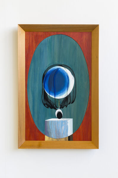 Hulda Guzmán, 'Blue moon Sculpture', 2019