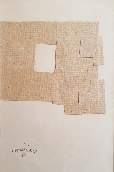 Eduardo Chillida, 'Untitled', 1978