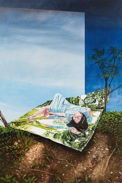 Martin Schnur, 'tag and nacht', 2021