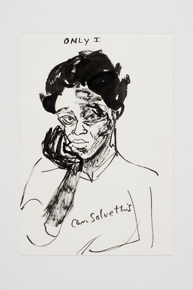 Kara Walker, 'Only I Can Solve This (the 2016 election)', 2016