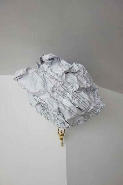 Octavio Abúndez, 'Is art a place for politics? (Thistopia Manifesto), Chronic Stubbornness Series VI', 2017