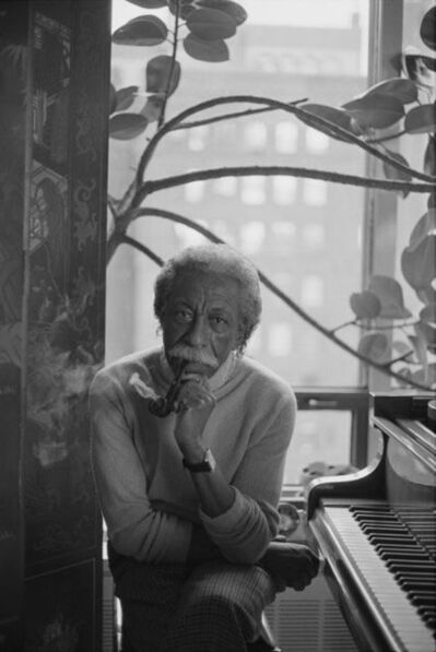 Ming Smith, 'Gordon Parks, New York City, NY', 1991